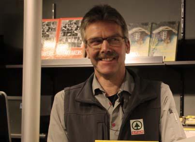 Louis Ernst Spar Zieuwent