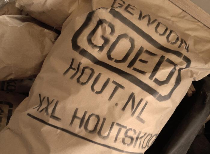 houtskool bbq