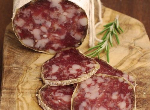 droge worst venkel fuet worstje gedroogde varkensvlees vlees eerlijk heerlijk biologisch