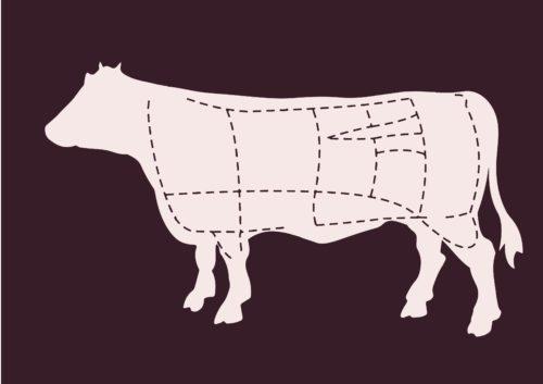 kalfsvlees koop een kalf rundvlees