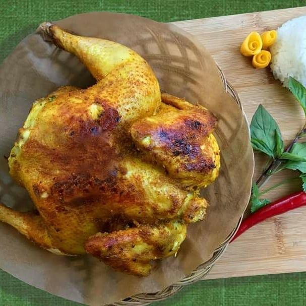 recept butterfly chicken