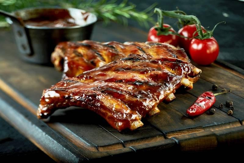 recept spare ribs